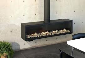 modern gas fireplace images thesilver me