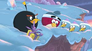 Angry Birds Seasons - phiên bản mới