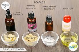 how to make diy hair gel 4 incredibly