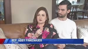 Rep. Finkenauer brings the topic of endometriosis to the U.S. House |  weareiowa.com