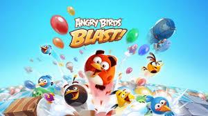 Angry Birds Blast : un nouveau jeu Angry Birds pour Noël ! - Geek Junior -