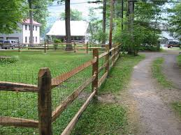 Middlebury Fence Post Wire Fencing Welded Wire Fence