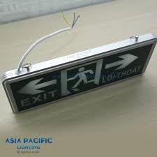 Đèn Led Chỉ Dẫn Thoát Hiểm – 3W | | Đèn Led Asia Pacific Lighting