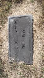 Addie Bell Myers (1861-1877) - Find A Grave Memorial