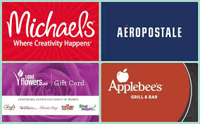 gap or applebee s gift card only 40