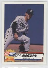 1993 Fleer ProCards Minor League - [Base] #2447 - F.P. Santangelo