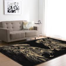 flannel velvet carpets for living room