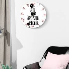 Nordic Creative Silent Wall Clock Kids Room Modern Design Wall Clock Living Room Creative Reloj Digital Pared Home Watch Bb50 Shop Clocks Online Shop Wall Clock From Yujinnice 29 84 Dhgate Com