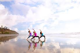 7 earthy yoga retreats in california