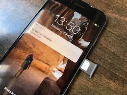 iphone abroad