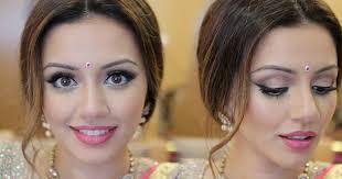 indian new wedding makeup tutorial 2016