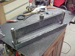 my press brake diy the garage journal