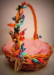 wedding basket decoration ideas