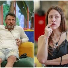 GF Vip 2020, Sossio Aruta chiede scusa a Teresanna Pugliese: Mi ...