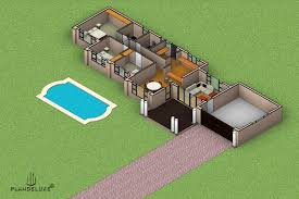 free 3 bedroom house plans with photos