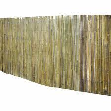 Nouveau Split Bamboo Screening Garden Screens Mitre 10