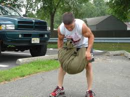 brute sandbag strength