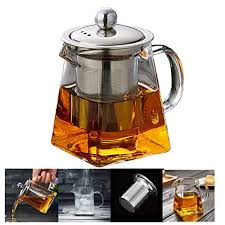 10 best glass teapots reviews 2020