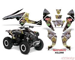 Amr Racing Decal Graphics Kit Quad Wrap Im Killers Can Am Renegade 500 X R 800x R 1000