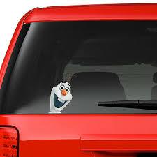 Olaf Baby On Board Sticker Frozen Funny Novelty Car Bumper Rear Window Decal Uk2 Archives Midweek Com