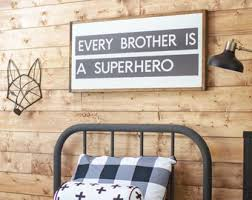 Brother Sign Etsy