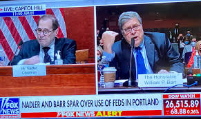 AG Barr is embarrassing Nadler ...