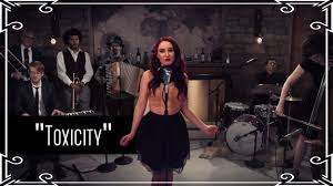 """Toxicity"""" (System of a Down) Pirate Anthem Cover by Robyn Adele ..."""