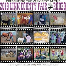 Pre Linn County Fair and Rodeo Special Section by ckt4 - issuu