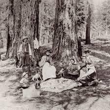 Hughes & Elmore Family Picnic — Calisphere