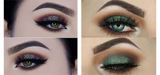 15 inspiring fall autumn eye makeup