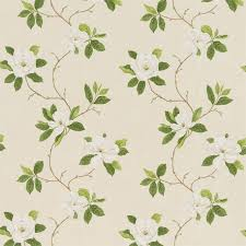 sweet bay summer fabric by sanderson by