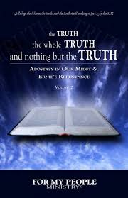 the truth book volume 2 pdf for my