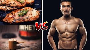 whey protein vs en can you eat
