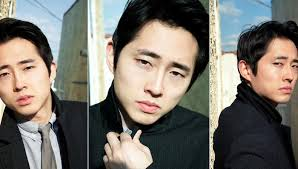 How 'Walking Dead' Star Steven Yeun Grows With His Character