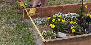 how to build a garden bed bunnings