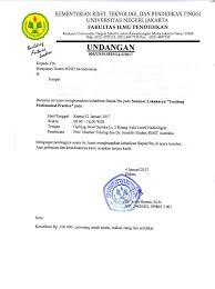 Undangan Seminar Lokakarya Hdpgsdi