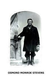 Osmond Monroe Stevens (1836-1891) - Find A Grave Memorial