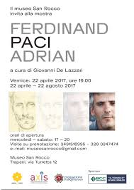Ferdinand Paci Adrian: Trapani, una mostra al San Rocco. | 100 ...