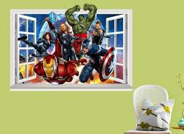 Marvel Wall Stickers Independencefest Org