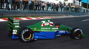 Exotic Emerald - 1991 Jordan 191 Ford