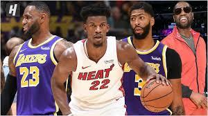 Miami Heat vs Los Angeles Lakers - Full ...