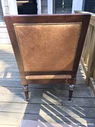 how to dye leather chairs southern