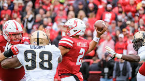 Freshman Mishaps Aside, Nebraska QB Adrian Martinez Continues to ...