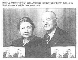 The family of Herbert Clelland and Myrtle (Springer) - Taylor ...