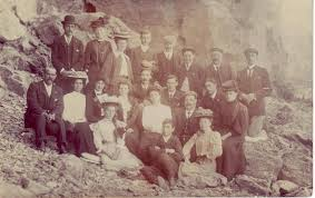Family of Robert Noel ROSS and Hilda Featherstone THOMPSON