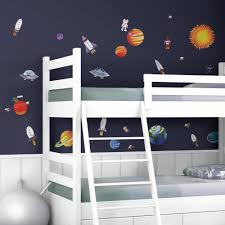 Outer Space Wall Decals Roommates Decor