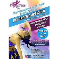 Pattinando San Casciano: prova gratuita per tutti fino al 4 ottobre -  SportChianti