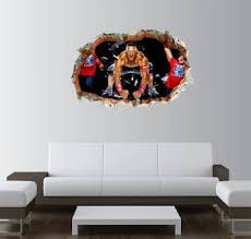 Gadgets Wrap Printed John Cena Smashed Wall Decal 22x15 Inch Price In India Buy Gadgets Wrap Printed John Cena Smashed Wall Decal 22x15 Inch Online At Flipkart Com