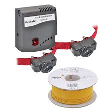 Value Set Petsafe Radio Fence Prf 3004w Invisible Dog Fence Extra Receiver 152 M Wire