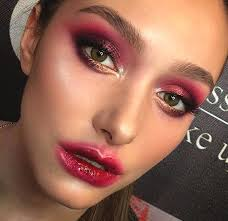 12 glam night out makeup ideas ecemella